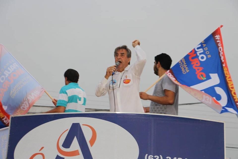 Candidato petista Célio Moura é bem avaliada em pesquisas internas e já aparece entre os 8 deputados federais que certamente serão eleitos