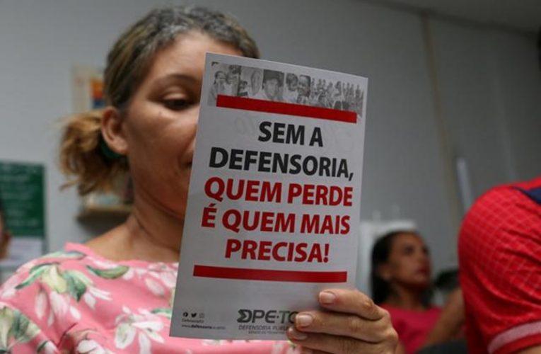 Conheça o perfil das mulheres atendidas na Defensoria Pública do Estado do Tocantins