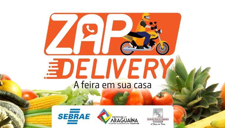 Araguaína terá delivery de produtos da feira a partir desta sexta-feira, 10