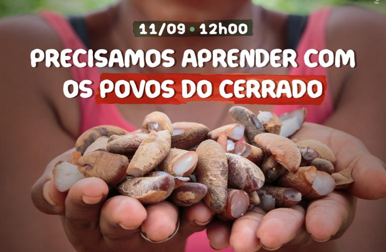 Série de vídeos sobre povos cerradeiros é lançada no Dia Nacional do Cerrado