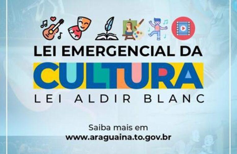 Empresários e artistas de Araguaína terão live sobre acesso ao auxílio federal à cultura