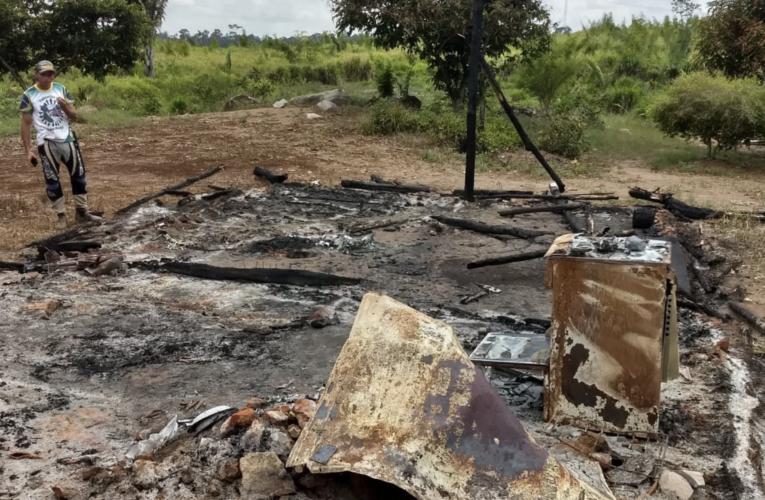 NO PARÁ: Assentados de Anapu são ameaçados por grilagem, violência e fogo